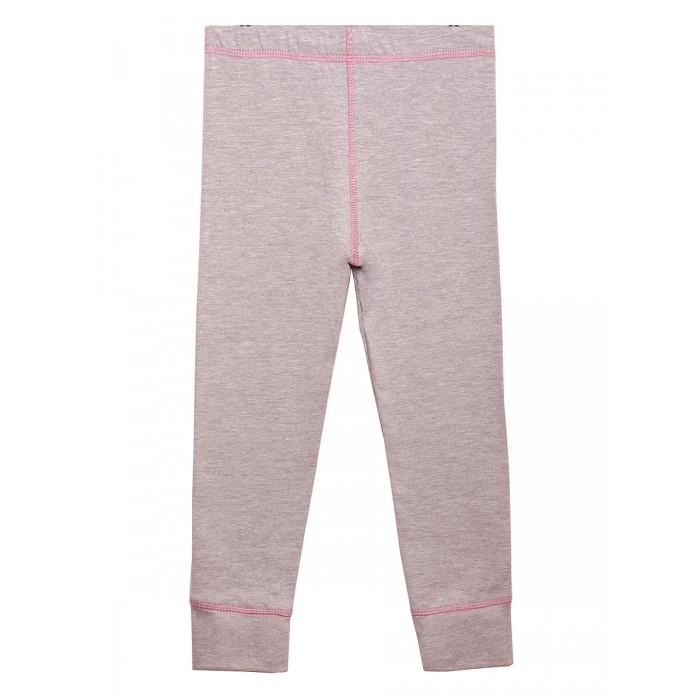 Брюки, джинсы и штанишки КотМарКот Брюки для девочки Термобелье брюки котмаркот штанишки сердечко