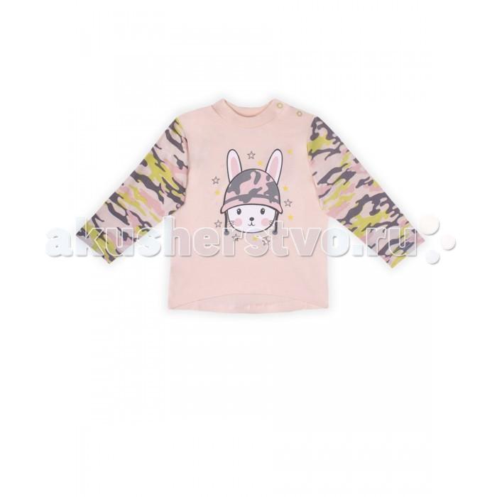 Джемперы, свитера, пуловеры КотМарКот Джемпер для девочки Army Baby