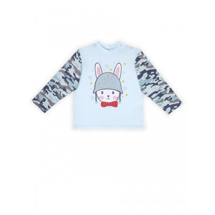 Джемперы, свитера, пуловеры КотМарКот Джемпер для мальчика Army Baby