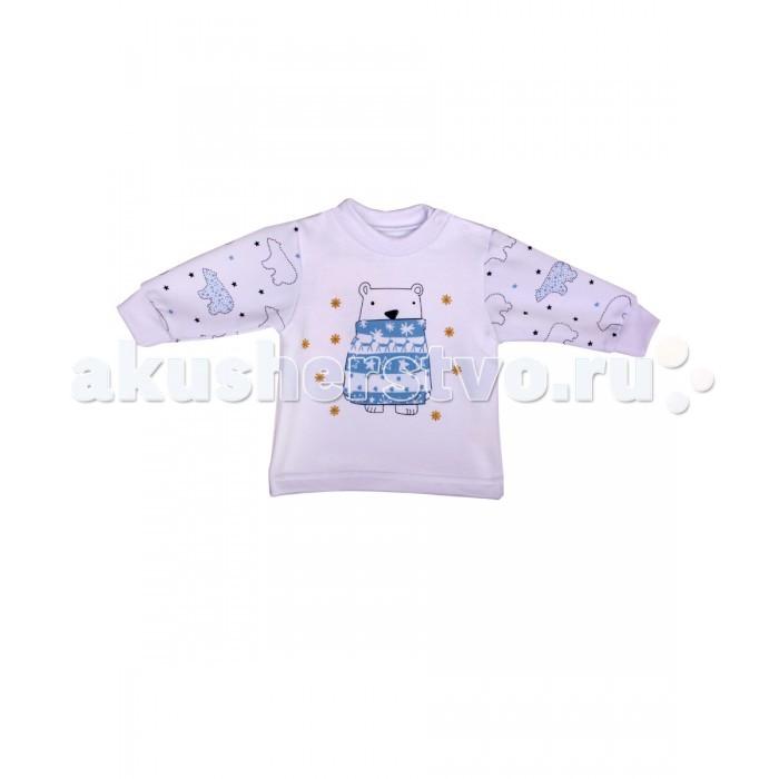Джемперы, свитера, пуловеры КотМарКот Джемпер Зимний мишка