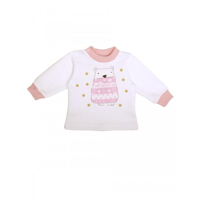 Джемперы, свитера, пуловеры КотМарКот Джемпер Зимний мишка брюки котмаркот штанишки мишка
