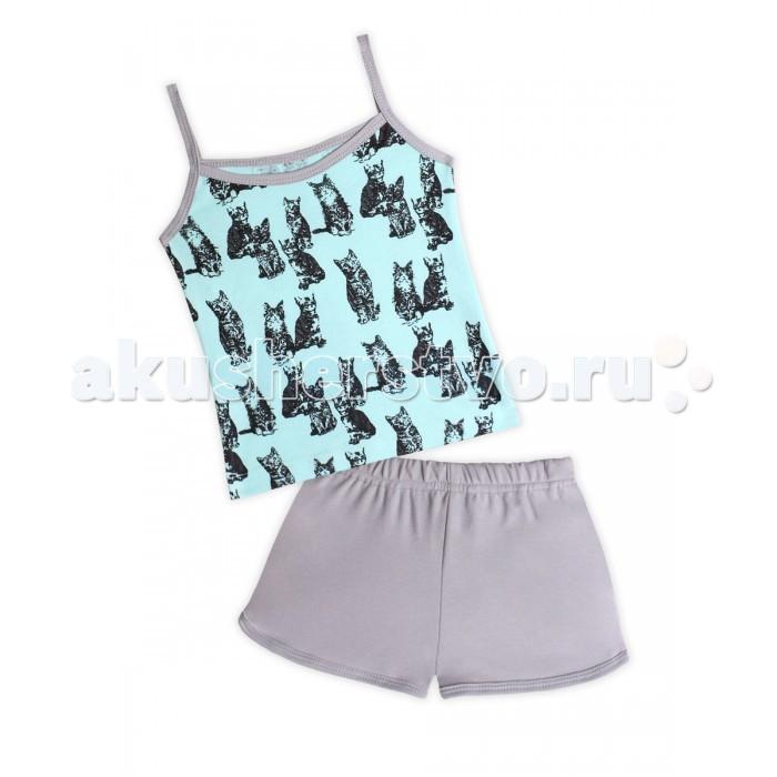 Пижамы и ночные сорочки КотМарКот Пижама для девочки Кошки 16024а для кошки