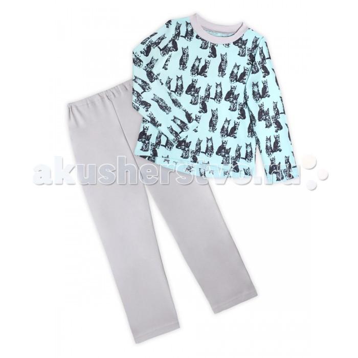 Пижамы и ночные сорочки КотМарКот Пижама для девочки Кошки 16624 для кошки