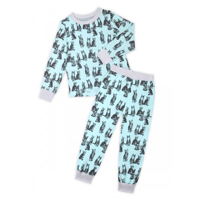 Пижамы и ночные сорочки КотМарКот Пижама для девочки Кошки пижамы и ночные сорочки lp collection пижама для девочки 26 1782