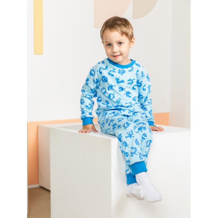 Картинка для КотМарКот Пижама для мальчика 2740922
