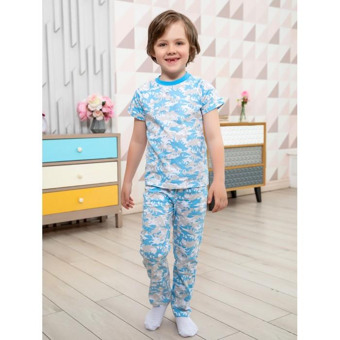 Купить Домашняя одежда, КотМарКот Пижама для мальчика 2830617