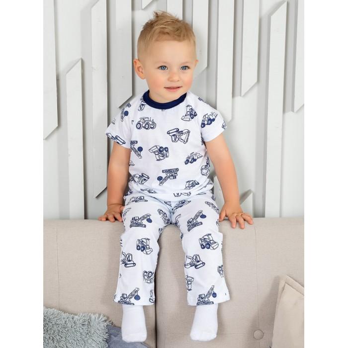Купить Домашняя одежда, КотМарКот Пижама для мальчика 2830620