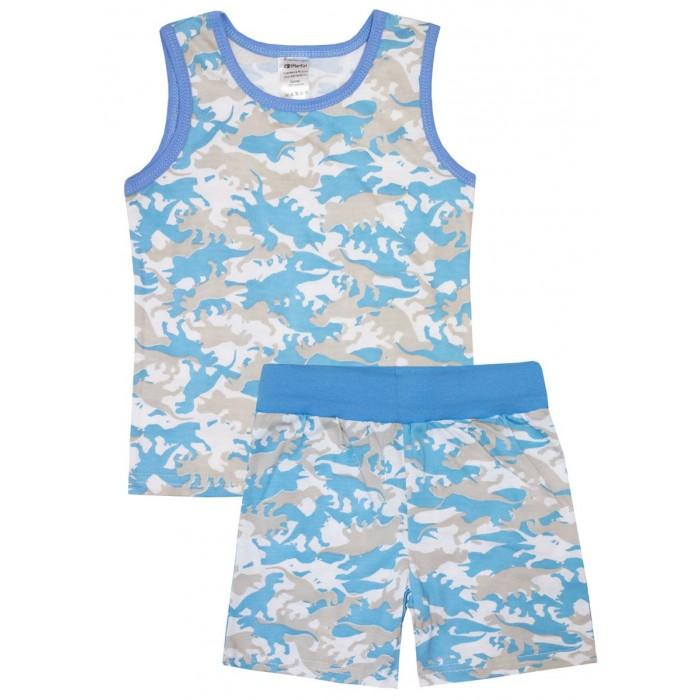 Купить Домашняя одежда, КотМарКот Пижама для мальчика 2840617