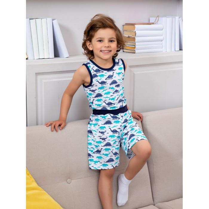 Купить Домашняя одежда, КотМарКот Пижама для мальчика 2840619