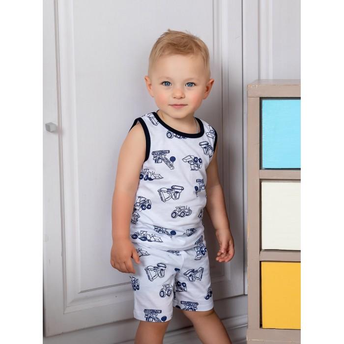Купить Домашняя одежда, КотМарКот Пижама для мальчика 2840620