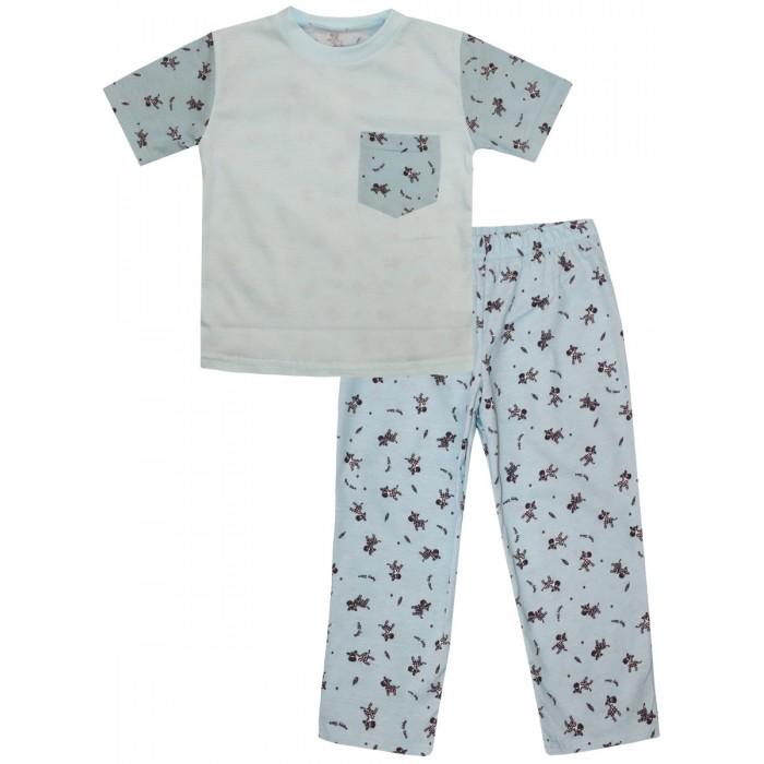 Купить Домашняя одежда, КотМарКот Пижама для мальчика 3000