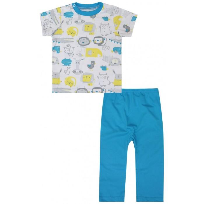 Купить Домашняя одежда, КотМарКот Пижама для мальчика 30184