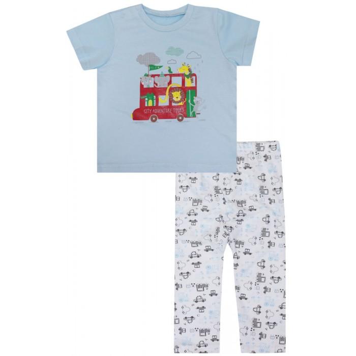 Купить Домашняя одежда, КотМарКот Пижама для мальчика 30186