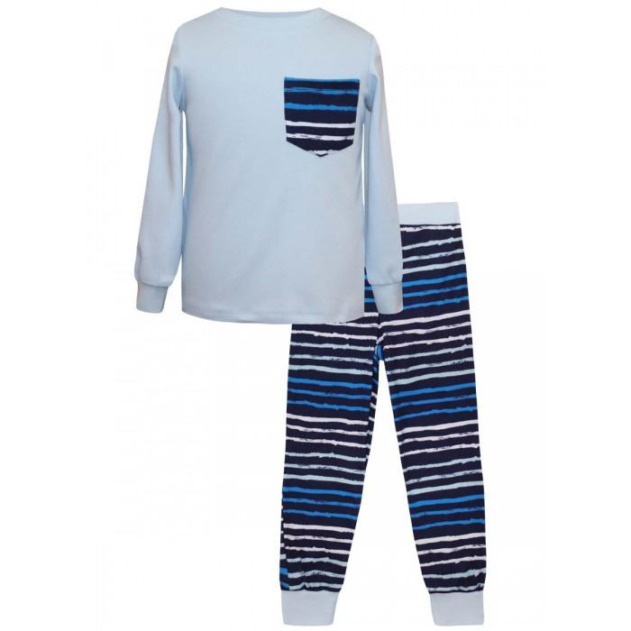 Купить Домашняя одежда, КотМарКот Пижама для мальчика (джемпер, брюки)