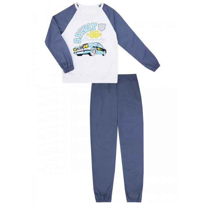 Купить Домашняя одежда, КотМарКот Пижама для мальчика Машинки 30091