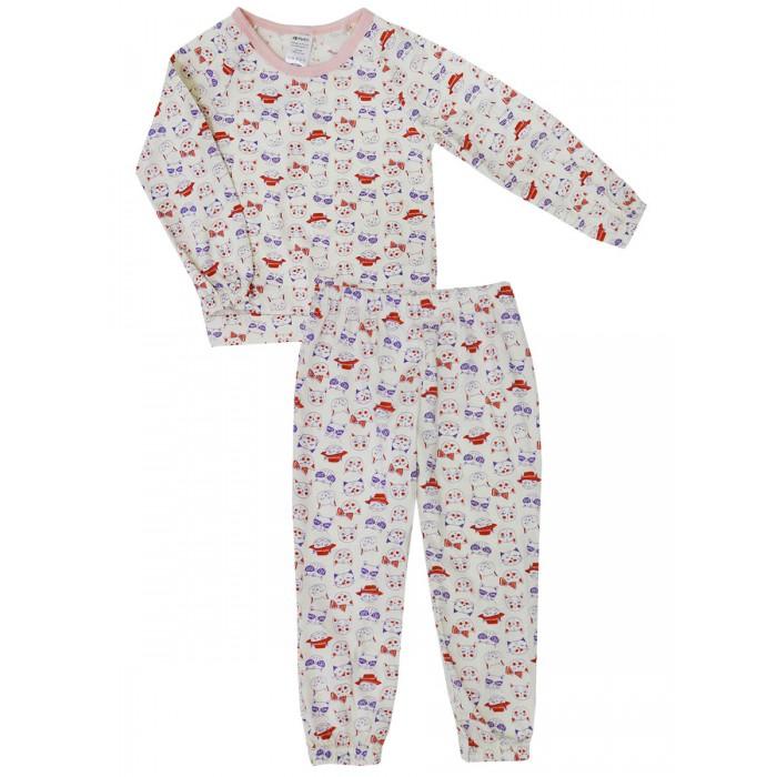 КотМарКот Пижама (футболка, шорты) Sleepy Child Кошечки