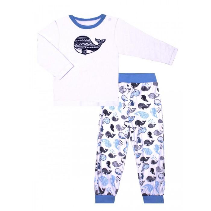 Пижамы и ночные сорочки КотМарКот Пижама Киты пижамы и ночные сорочки веселый малыш пижама друзья 230320