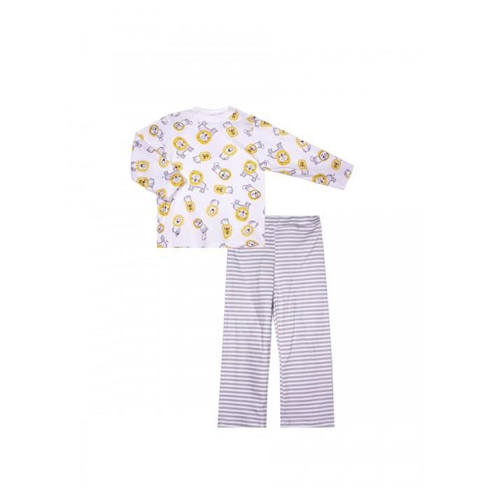 Пижамы и ночные сорочки КотМарКот Пижама Львенок (кофта и штанишки) ночные сорочки и рубашки