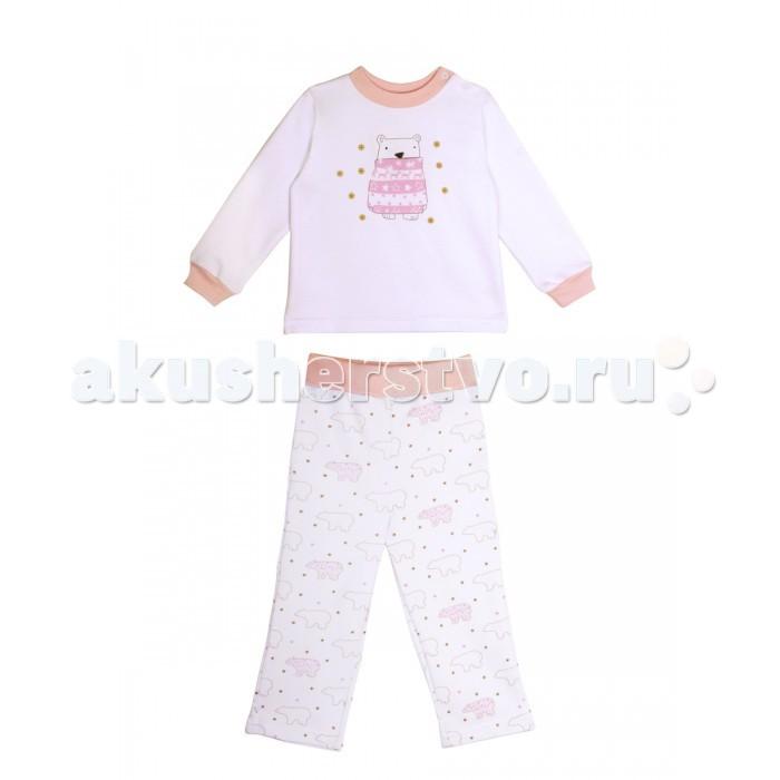Фото Пижамы и ночные сорочки КотМарКот Пижама Зимний мишка