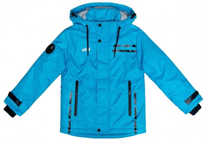 Верхняя одежда Uki kids Куртка утепленная для мальчика Микс куртка утепленная bazioni bazioni mp002xm0qszm