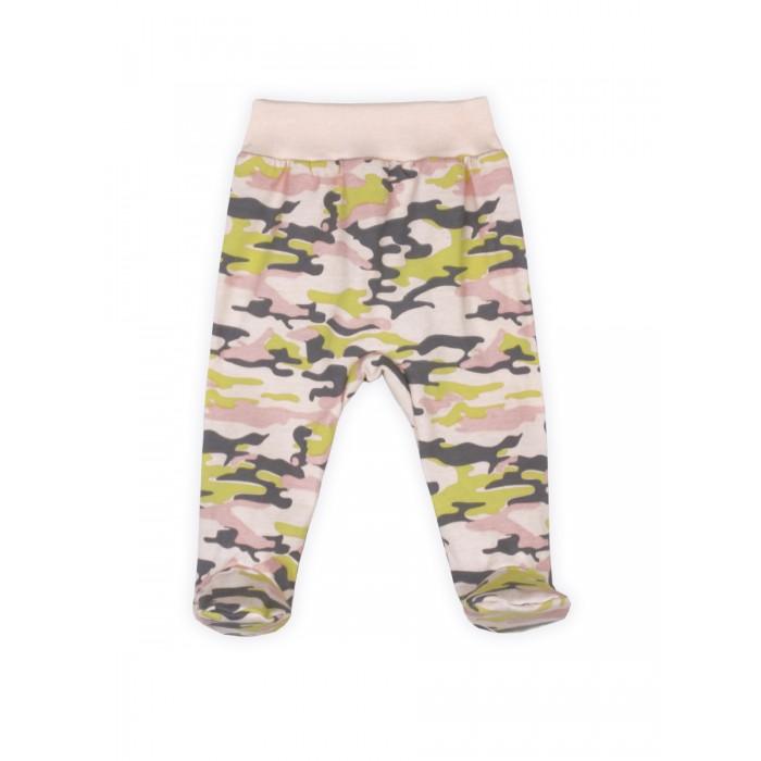 Ползунки КотМарКот Ползунки для девочки Army Baby ползунки трикотажные на 0 9 месяцев