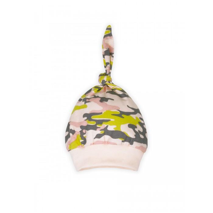 Шапочки и чепчики КотМарКот Шапочка для девочки Army Baby шапочка для девочки котмаркот цвет мятный 8514 размер 40