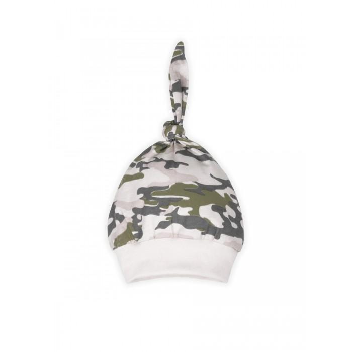 Шапочки и чепчики КотМарКот Шапочка для мальчика Army Baby