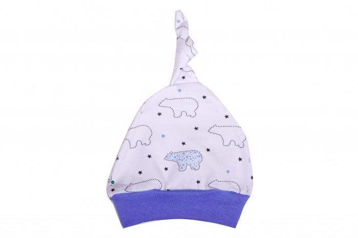 Шапочки и чепчики КотМарКот Шапочка Зимний мишка брюки котмаркот штанишки мишка