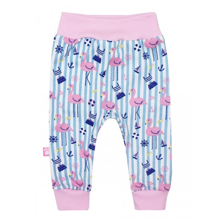 брюки  джинсы и штанишки Брюки и джинсы КотМарКот Штанишки для девочки Фламинго 5080350