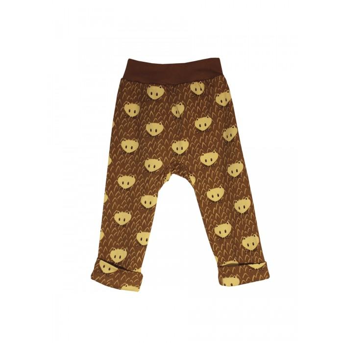 Брюки, джинсы и штанишки КотМарКот Штанишки Горностай брюки котмаркот штанишки сердечко