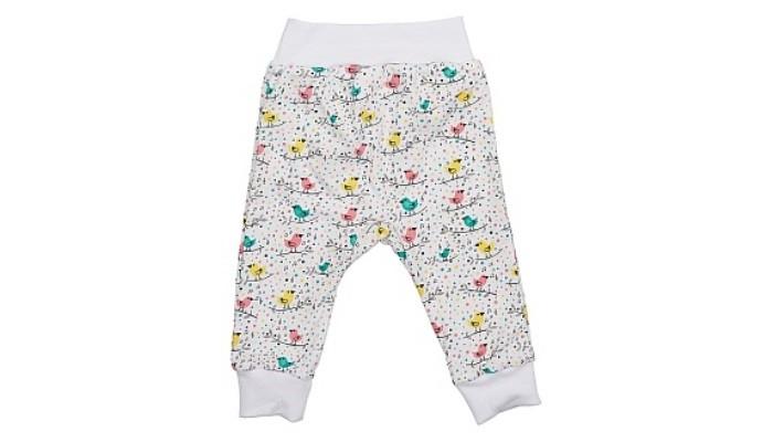 Брюки, джинсы и штанишки КотМарКот Штанишки Птички брюки котмаркот штанишки сердечко