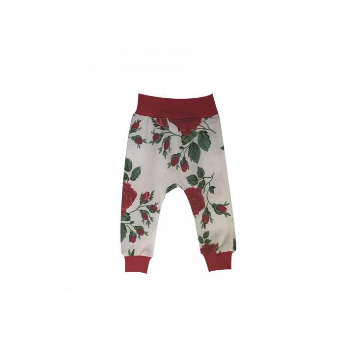 Брюки, джинсы и штанишки КотМарКот Штанишки Розы брюки котмаркот штанишки звездное небо