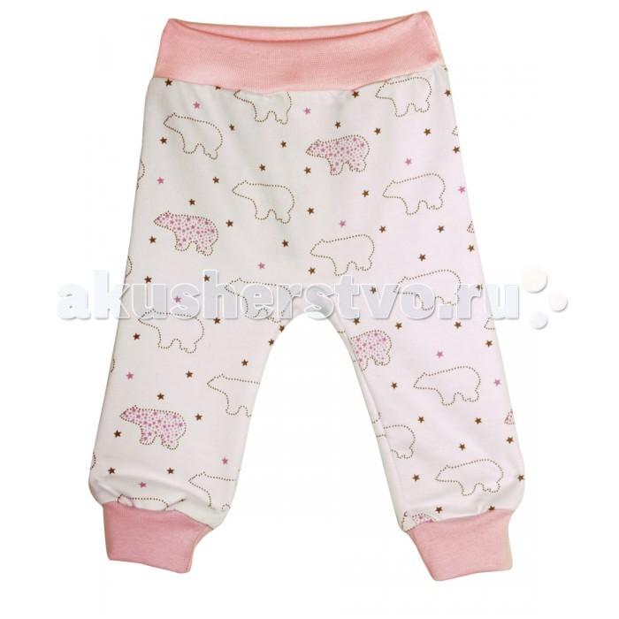 Брюки, джинсы и штанишки КотМарКот Штанишки Зимний мишка брюки джинсы и штанишки котмаркот штанишки розы