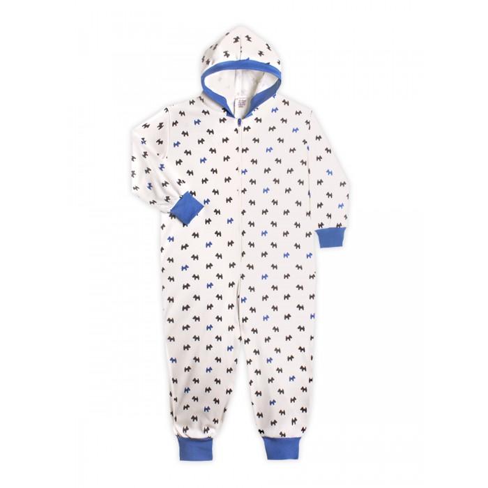 Детская одежда , Комбинезоны и полукомбинезоны КотМарКот Слиппер для девочки Собачки арт: 480151 -  Комбинезоны и полукомбинезоны