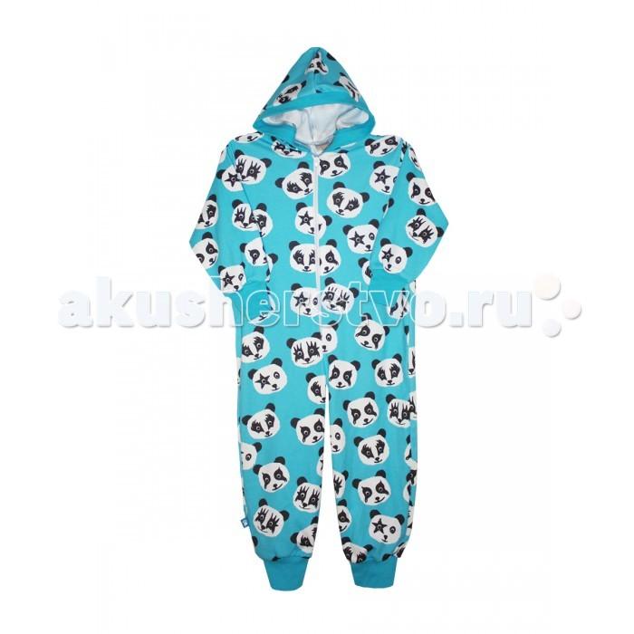 Детская одежда , Пижамы и ночные сорочки КотМарКот Слиппер Панды арт: 371283 -  Пижамы и ночные сорочки
