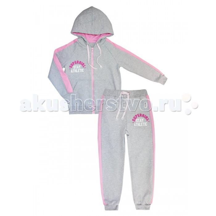 Комплекты детской одежды КотМарКот Спортивный костюм: кофта и брюки 20916/20914 кофта котмаркот кофта