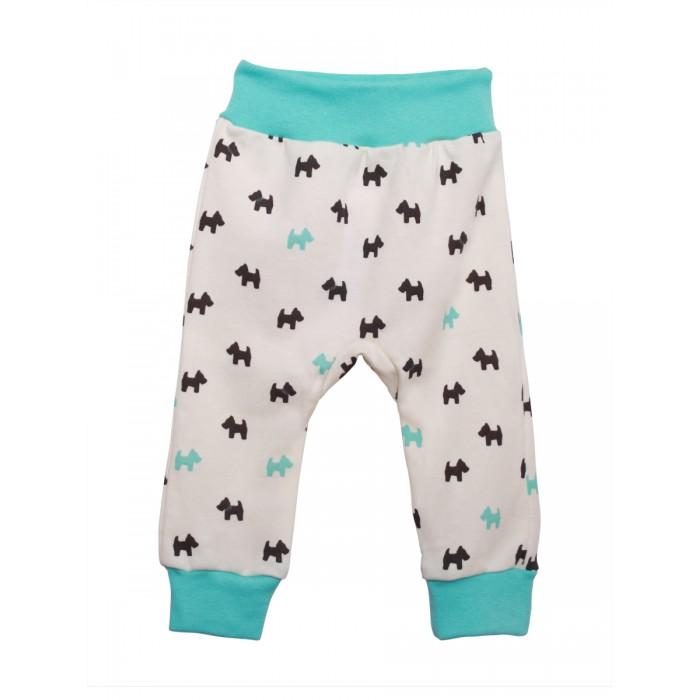 Брюки, джинсы и штанишки КотМарКот Штанишки Собачки брюки котмаркот штанишки звездное небо