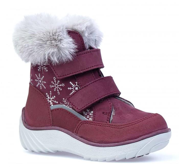Картинка для Ботинки Котофей Ботинки зимние Снежинки