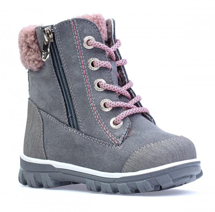 Картинка для Ботинки Котофей Ботинки зимние для девочки 152296