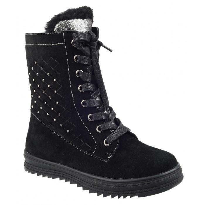 Ботинки Котофей Ботинки зимние для девочки 652120-41