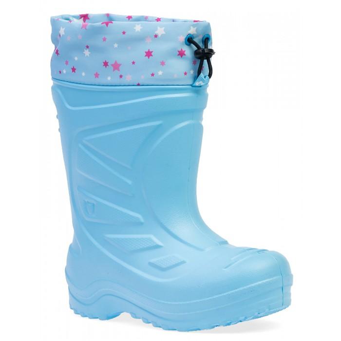 Купить Резиновая обувь, Котофей Сапоги резиновые для девочки 165054-12