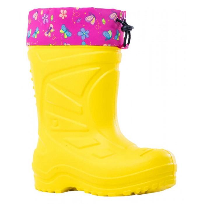 Резиновая обувь Котофей Сапоги резиновые для девочки 265001-11