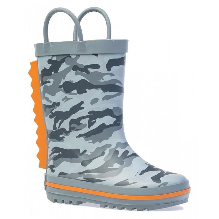 Купить Резиновая обувь, Котофей Сапоги резиновые для мальчика 366219-11