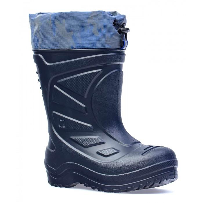 Резиновая обувь Котофей Сапоги резиновые для мальчика 565119-13