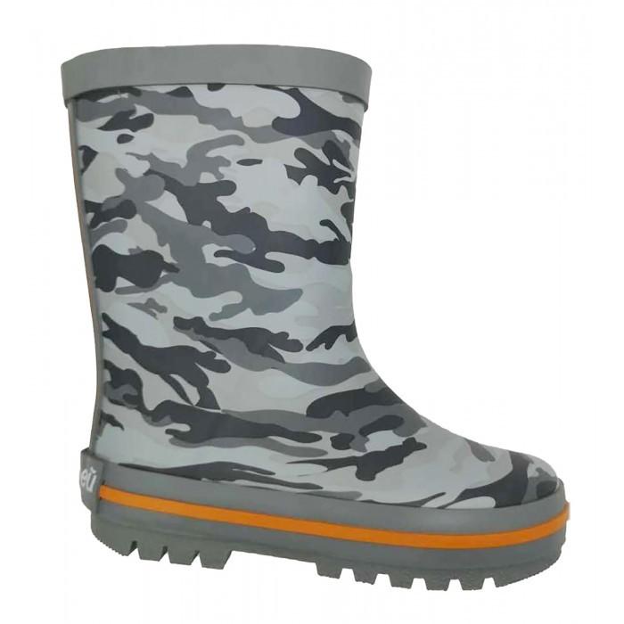 Купить Резиновая обувь, Котофей Сапоги резиновые для мальчика 566188-11
