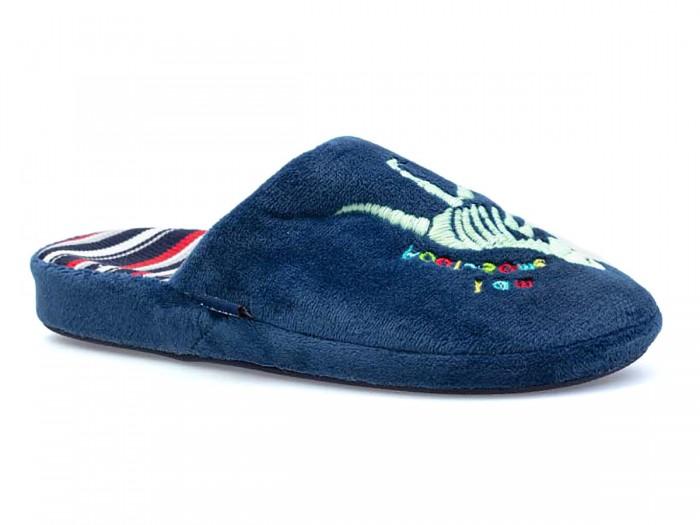 Домашняя обувь Котофей Тапочки домашние 531218-11