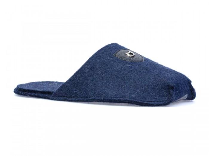 Купить Домашняя обувь, Котофей Тапочки домашние 537001-02