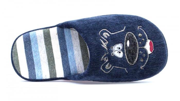 Домашняя обувь Котофей Тапочки домашние 731116-11