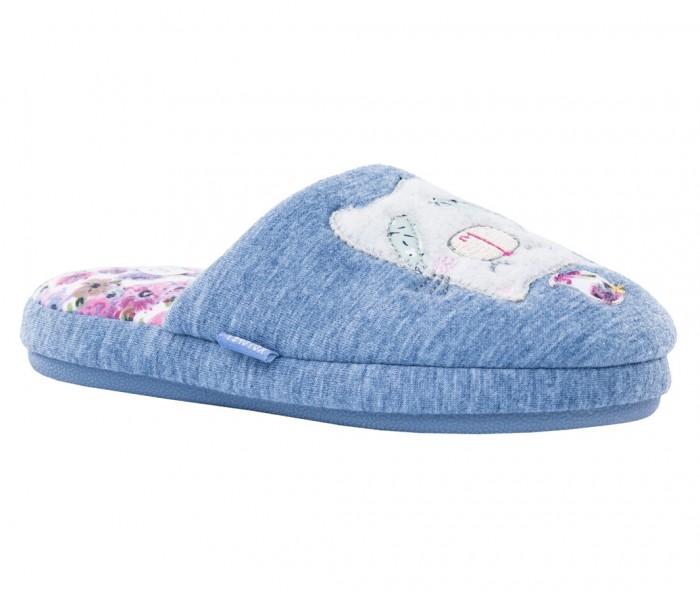 Домашняя обувь Котофей Тапочки домашние для девочки 531065-11