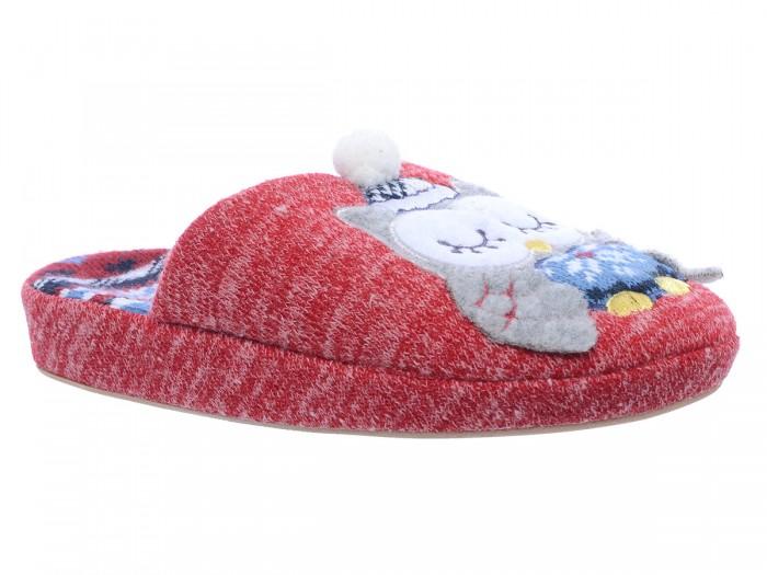 Домашняя обувь Котофей Тапочки домашние для девочки 531120-11